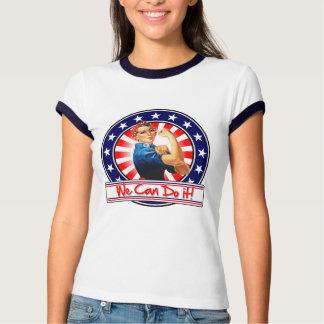 Rosie el remachador patriótico podemos hacerlo playera