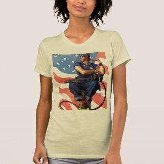 Rosie el remachador tee shirts