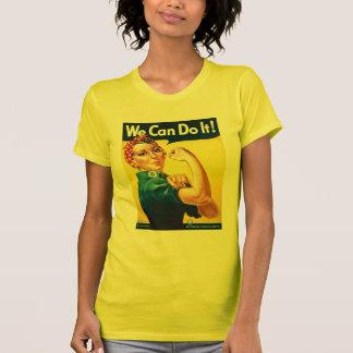 Rosie el remachador camiseta