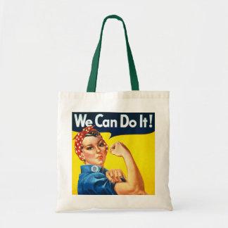 Rosie el remachador podemos hacerlo la bolsa de as