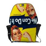 Rosie el remachador podemos hacerlo la bolsa de me bolsa messenger
