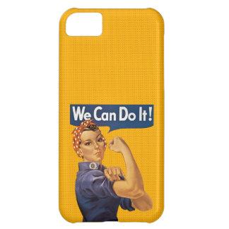 Rosie el remachador podemos hacerlo los lunares funda para iPhone 5C