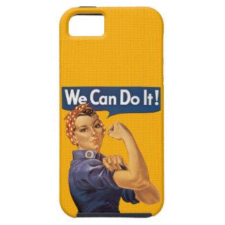 Rosie el remachador podemos hacerlo los lunares funda para iPhone SE/5/5s