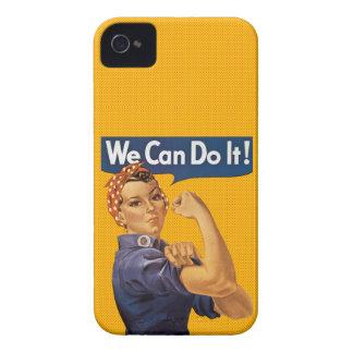 Rosie el remachador podemos hacerlo los lunares ro iPhone 4 Case-Mate protectores