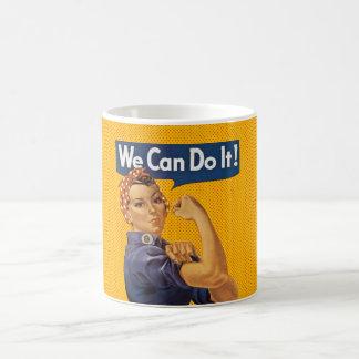 Rosie el remachador podemos hacerlo los lunares ro taza de café
