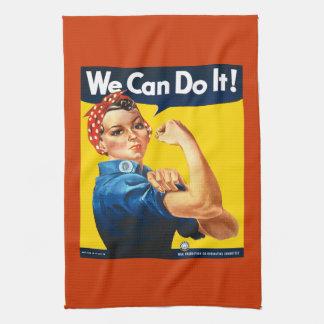 Rosie el remachador podemos hacerlo toalla de coci