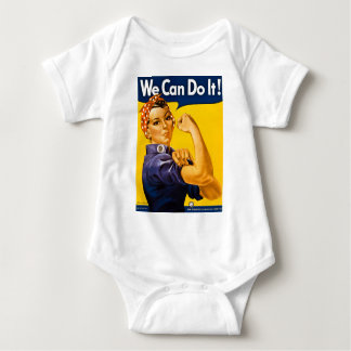 Rosie el remachador podemos hacerlo vintage body para bebé