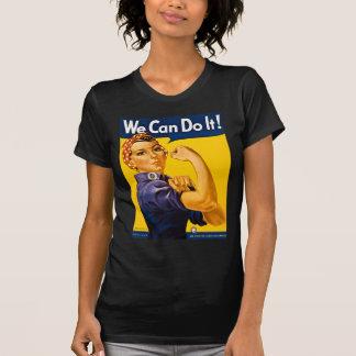 Rosie el remachador podemos hacerlo vintage tshirt