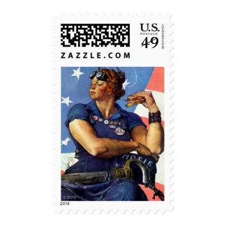 Rosie el remachador sellos