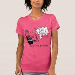 Rosie el remachador toma a un cáncer de piel del s camisetas