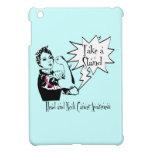 Rosie el remachador toma a un cáncer del cuello de iPad mini cobertura