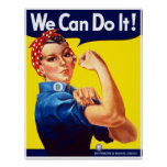 Rosie el Rivetor -- Frontera Poster