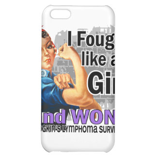 Rosie Fought Won Hodgkin's Lymphoma Survivor iPhone 5C Covers
