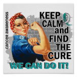Rosie guarda Cancer.png cervical tranquilo Impresiones
