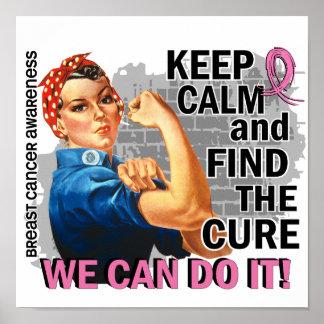Rosie guarda el pecho tranquilo Cancer.png Poster