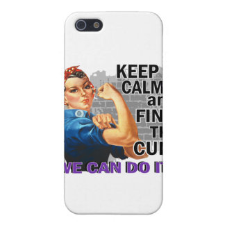 Rosie Keep Calm Crohn s png iPhone 5 Covers
