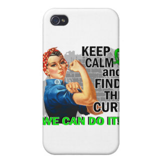 Rosie Keep Calm Muscular Dystrophy.png Cases For iPhone 4