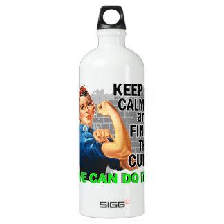 Rosie Keep Calm NH Lymphoma.png SIGG Traveler 1.0L Water Bottle