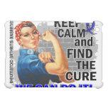 Rosie Keep Calm Rheumatoid Arthritis.png iPad Mini Case