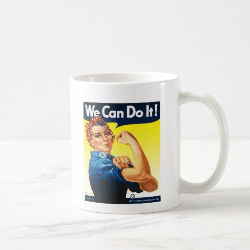 Rosie la taza del remachador