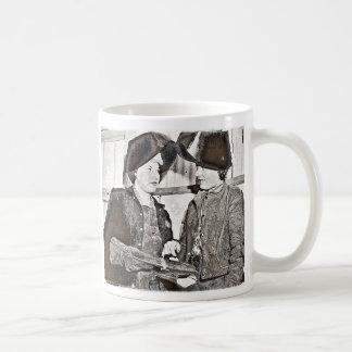 Rosie los Pals del remachador Taza De Café