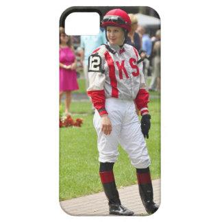 Rosie Napravnik at Saratoga iPhone SE/5/5s Case