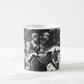 "Rosie Napravnik  ""Leading Female Rider"" Coffee Mug"