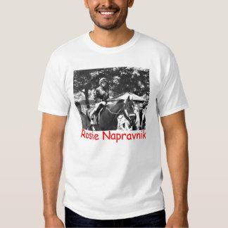 "Rosie Napravnik  ""Leading Female Rider"" T Shirt"