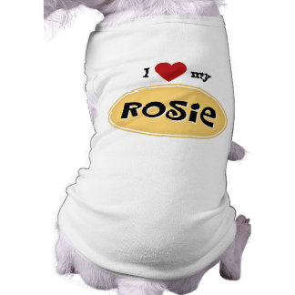 Rosie Personalized Tee
