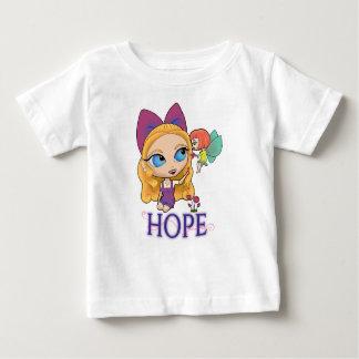 "Rosie & Rockette ""HOPE"" Baby's T-shirt"
