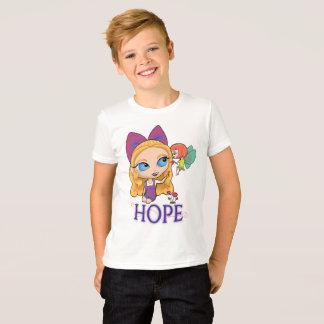 """Rosie & Rockette """"HOPE"""" Boy's T-shirt"""