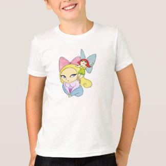 """Rosie & Rockette"", Kids' American Apparel T-Shirt"