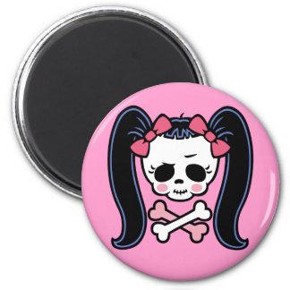 Rosie Roger 2 Inch Round Magnet