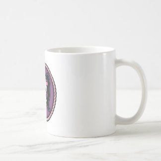 Rosie Roger -rope Classic White Coffee Mug