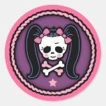 Rosie Roger -rope Sticker