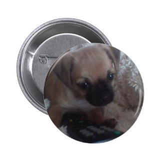 Rosie Roo The Jug 2 Inch Round Button