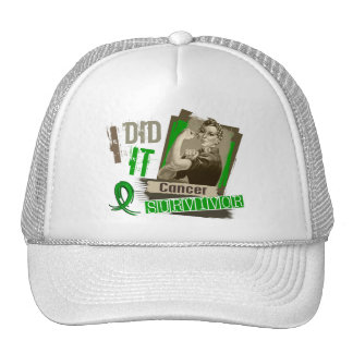 Rosie Sepia I Did It Bile Duct Cancer.png Mesh Hats