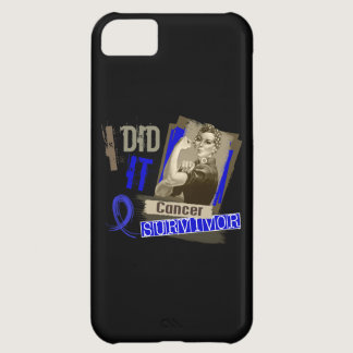Rosie Sepia I Did It Colon Cancer.png iPhone 5C Cover