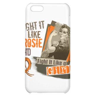 Rosie Sepia MS iPhone 5C Cover