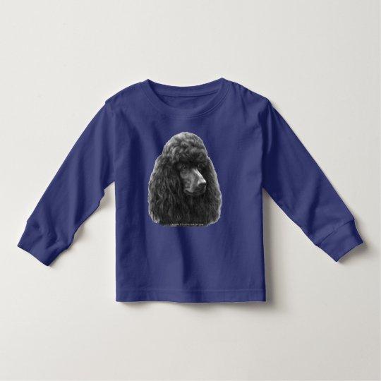 Rosie, Standard Poodle Toddler T-shirt