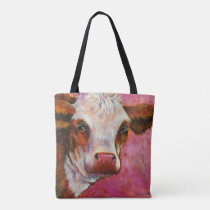 Rosie the Comfort Cow Bag