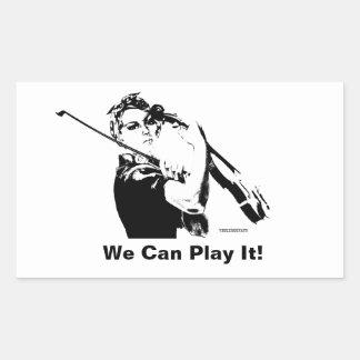 Rosie the Fiddler Stickers