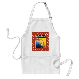 Rosie the Riveter Adult Apron