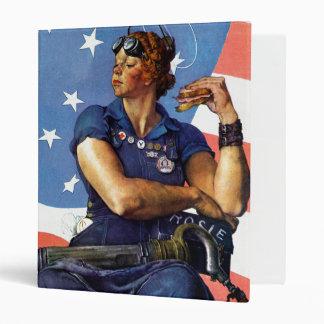 """Rosie the Riveter"" Binder"