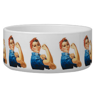 Rosie the Riveter Bowl