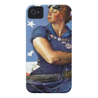 Rosie the Riveter iPhone 4 Case-Mate Case