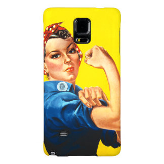 Rosie the Riveter Galaxy Note 4 Case