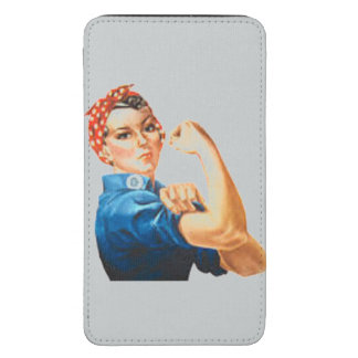 Rosie the Riveter Galaxy S5 Pouch