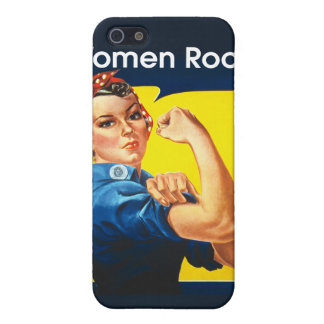 Rosie the Riveter Cover For iPhone SE/5/5s