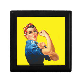 Rosie the Riveter Gift Box